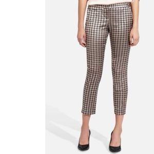 New The Limited Cassidy Fit trousers gold 14